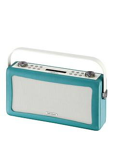 view-quest-hepburn-portable-bluetoothreg-dab-radio-teal