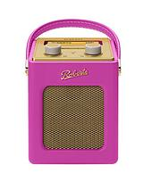 Limited Edition Mini Revival DAB/DAB+/FM Digital Radio - Hot Pink