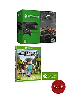 xbox-one-console-with-forza-5-download-and-minecraft-with-extra-wireless-controller