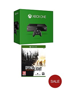 xbox-one-console-with-dying-light-and-optional-12-months-xbox-live-or-extra-controller