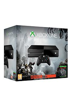 xbox-one-console-with-evolve