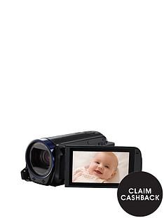 canon-legria-hf-r606-camcorder-fhd-sdsdhcsdxc-black