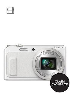 panasonic-pound20-cashbacksup1-dmc-tz57eb-w-an-ultra-compact-20x-super-zoom-camera-with-wi-fi