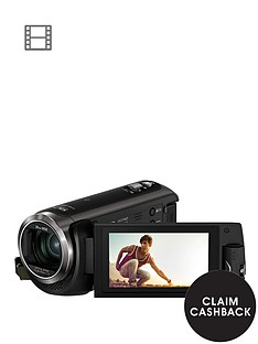panasonic-pound60-cashbacksup1-hc-w570eb-k-full-hd-camcorder-with-50x-optical-zoom-wifi-and-twin-camera