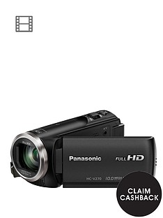 panasonic-pound30-cashbacksup1-hc-v270eb-k-full-hd-camcorder-with-50x-optical-zoom-and-wi-fi
