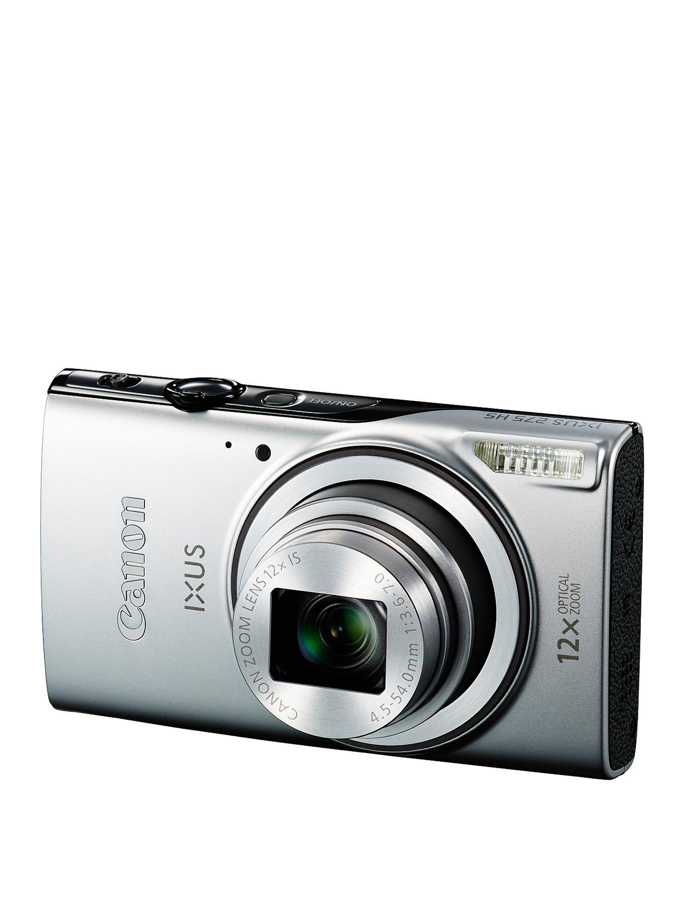 Canon IXUS 275 HS - Silver - Silver, Silver