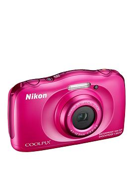 nikon-coolpix-s33-13-megapixel-digital-camera-pink