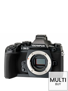 olympus-om-d-e-m1-163mp-camera-body-only-black