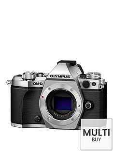 olympus-om-d-e-m5ii-camera-body-only-silver