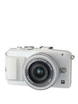 olympus-pen-e-pl6-camera-with-14-42-mm-ii-mzuiko-r-lens-kit-white