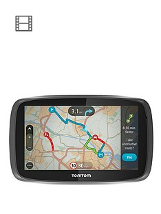 tomtom-go-6100-world-sat-nav-uk-ie