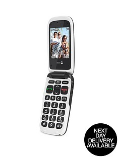 doro-612-mobile-phone-black