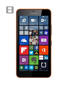 microsoft-microsoftlumia-640-xl-8gb-orange-with-microsoft-coloud-boom-headphones