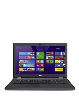 Acer ES1-731 Intel® Pentium® Processor, 4Gb RAM, 1Tb HDD Storage, 17.3 inch Laptop