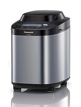 Panasonic Sd-Zb2502Bxc Breadmaker With 25 Bread And Dough Modes