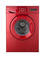 SW2051R 7kg Load, 1200 Spin Washing Machine - Red