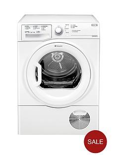 hotpoint-tcfs93bgp-9kg-condenser-sensor-dryer-white