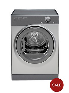 hotpoint-tvfm70bgg-7kg-vented-dryer-graphite