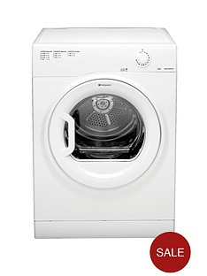 hotpoint-tvfm70bgp-7kg-vented-dryer-white