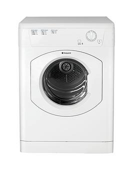 hotpoint-first-edition-fetv60cp-6kg-vented-dryer-white