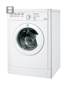 indesit-ecotime-idvl75br-7kg-vented-sensor-dryer-white