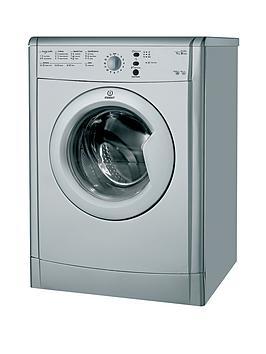 indesit-ecotime-idvl75brs-7kg-vented-sensor-dryer-silver