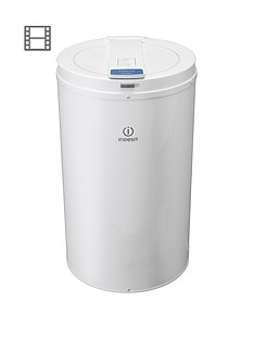 indesit-isdp429-4kg-freestanding-spin-dryer