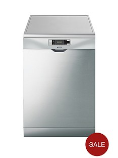 smeg-dc134lss-13-place-full-size-dishwasher-silver