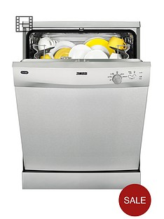 zanussi-zdf21001xa-12-place-dishwasher-stainless-steel