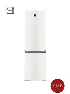 zanussi-zrb38212wa-60cm-frost-free-fridge-freezer-white