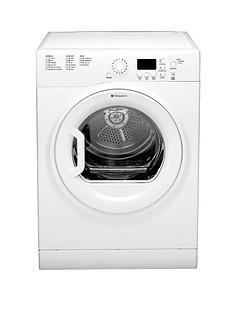 hotpoint-tvfxt75bgp-7kg-load-vented-dryer-white