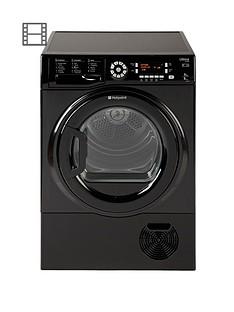 hotpoint-sutcd97b6km-ultima-9kg-condenser-dryer-black