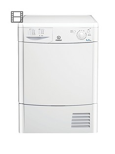 indesit-idc8t3b-8kg-load-condenser-dryer-white