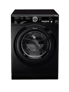 hotpoint-swd9667k-ultima-9kg-load-9kg-dryer-1600-spin-washer-dryer-black