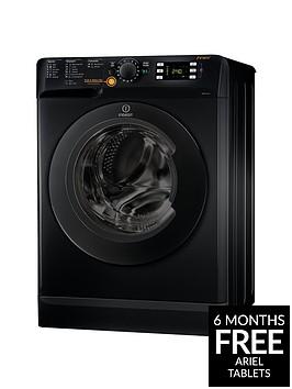 indesit-innex-xwde751480xk-1400-spin-7kg-wash-5kg-dry-washer-dryer-black