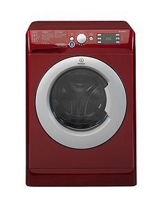 indesit-xwe81482xrsss-innex-1400-spin-8kg-load-washing-machine-red