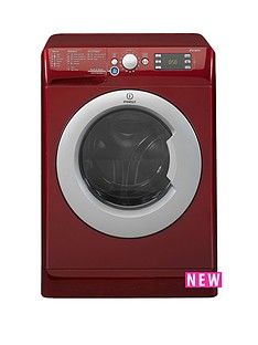 indesit-xwe81482xrsss-innex-8kg-load-1400-spin-washing-machine-red