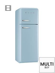 smeg-fab30rfa-60cm-fridge-freezer-pastel-blue