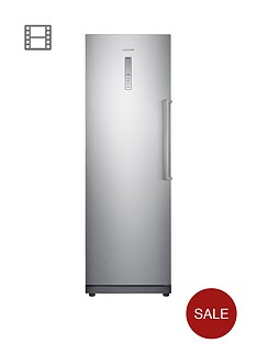 samsung-rz28h6100sa-60cm-freezer-with-all-around-cooling-system-next-day-delivery-silver