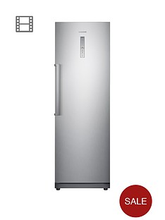 samsung-rr35h6110sa-60cm-frost-free-fridge-with-all-around-cooling-system-next-day-delivery-silver
