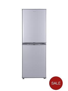 swan-sr5291s-50cm-fridge-freezer-next-day-delivery-silver