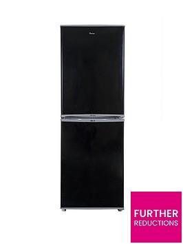 swan-sr5291b-50cm-fridge-freezer-black