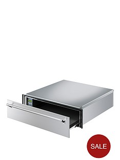 smeg-ct15x-60cm-built-in-warming-drawer