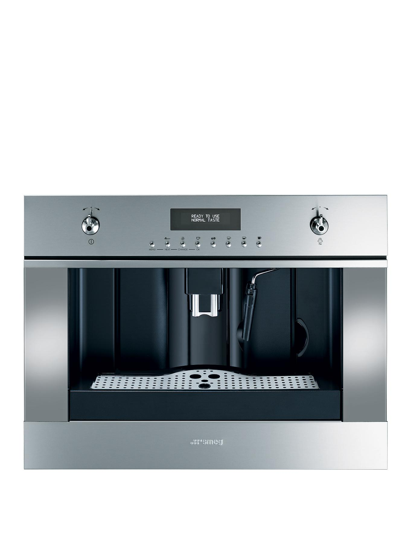 Smeg CMS45X 60 cm Built-in Fully Automatic Coffee Machine