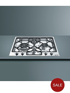 smeg-pgf64-4-62-cm-built-in-gas-hob
