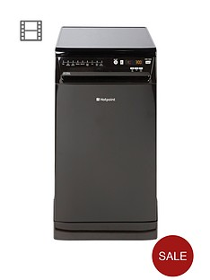 hotpoint-siuf22111k-ultima-slimline-10-place-dishwasher-black