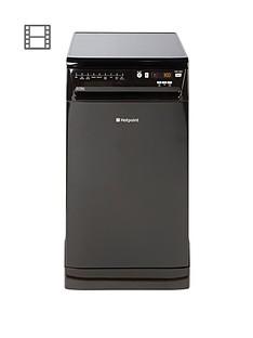 hotpoint-siuf22111k-ultima-slimline-10-place-dishwasher-black