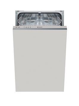 hotpoint-aquarius-lstb4b00-10-place-slimline-built-in-dishwasher