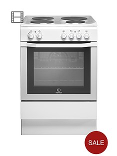 indesit-i6evaw-60-cm-single-oven-electric-cooker
