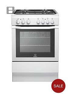 indesit-i6gg1w-60-cm-single-oven-gas-cooker